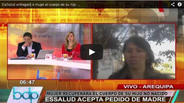 EntregaelCuerpodeSuHijoNO_NACIDO